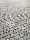 Red square paving