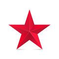 Red star 3d