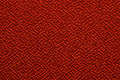 Red stitching texture pattern background Royalty Free Stock Photo