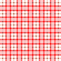 Red stripe seamless pattern Stock Images