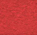 red stucco wall texture Royalty Free Stock Photo