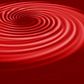 Red swirl Royalty Free Stock Photos