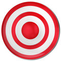The Red target Royalty Free Stock Images