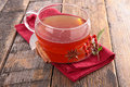 Red tea Royalty Free Stock Photo