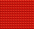 Red texture wall background seamless pattern Royalty Free Stock Photo
