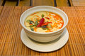 Red Thai curry Royalty Free Stock Photo