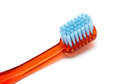 Red toothbrush Royalty Free Stock Photo