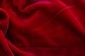 Red velvet background Royalty Free Stock Photo