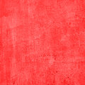 Red vintage cement wall Royalty Free Stock Photo