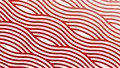 Red waves 3 ,illustration,abstract waves on white background,clean and famous graphics design background