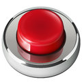 Red web button Royalty Free Stock Image