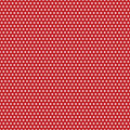 Red and White Polka Dots Royalty Free Stock Images