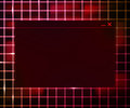 Red Window Technology Concept Background Royalty Free Stock Photo