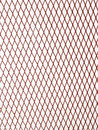 Red wire net background Stock Photo