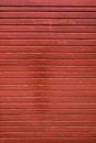 Red wood panel background and texture for text or image Royalty Free Stock Image