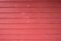 Red wood plank panel texture background Stock Photography