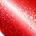 Red wrap paper Royalty Free Stock Photo