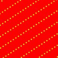 Red yellow dots repetition cards backgrounds