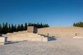 Redipuglia world war i memorial and cemetery first in gorizia friuli venezia giulia italy Stock Photo