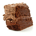 Reduced Fat Cake Royalty Free Stock Image