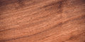 Redwood natural veneer in raw condition red wood solid wood Royalty Free Stock Photography