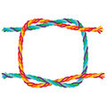 Reef knot Royalty Free Stock Photos