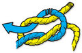 Reef Knot Stock Photos