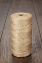 Reel of durable thread Royalty Free Stock Photo