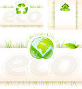 Reen Global Nature Safety Background Royalty Free Stock Image