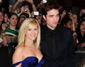 Reese Witherspoon,Robert Pattinson Royalty Free Stock Photography