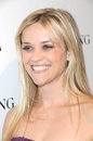 Reese Witherspoon,Vera Wang Royalty Free Stock Photo