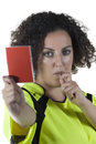 Referee Stock Photo