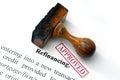 Refinanciación Imagen de archivo