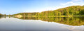 Reflection On Artificial Lake ...