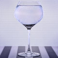 Reflections magical glass III Royalty Free Stock Photo