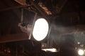 Reflector lights Royalty Free Stock Photo