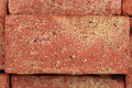 Refractory bricks a bunch of scruffy firebrick Royalty Free Stock Images