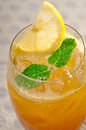 Refreshing Ice tea Stock Photos