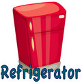 Refrigerator Royalty Free Stock Photography