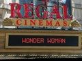 Regal Cinemas Royalty Free Stock Photo