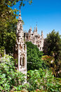 Regaleira estate quinta da regaleira in sintra portugal Royalty Free Stock Image