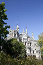 Regaleira Palace  - Quinta da Regaleira Stock Photography
