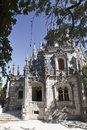 Regaleira Palace  - Quinta da Regaleira Royalty Free Stock Photography