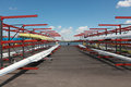 Regatta grand international de Moscou Photographie stock libre de droits