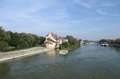 Regensburg Royalty Free Stock Photos