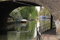 stock image of  Regent`s Canal - London - UK