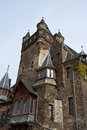 Reichsburg Cochem Royalty Free Stock Photos