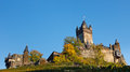 Reichsburg Cochem Royalty Free Stock Photography