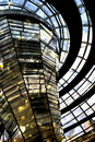 Reichstag Abstract Royalty Free Stock Photo