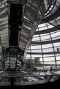 Reichstag Dome, Berlin Royalty Free Stock Photography